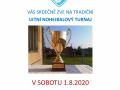 Nohejbalový turnaj 1